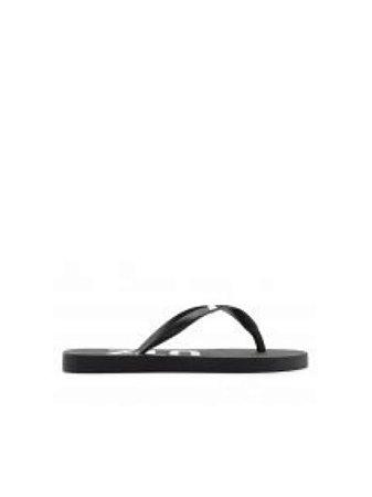 Schutz Chinelo Flip Flop Black S2063200020007