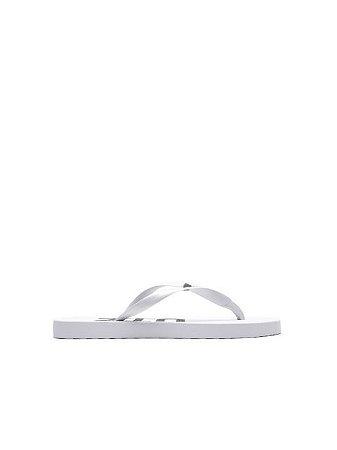 Schutz Chinelo Flip Flop White S2063200020008