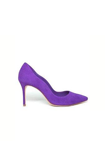Schutz Scarpin Purple S0309400040175