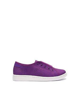 Schutz Sneaker Canvas Ultralight Violeta S2022601400003
