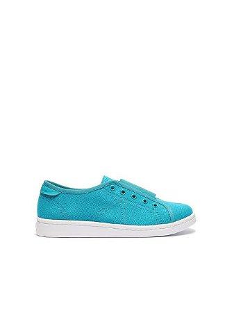 Schutz Sneaker Canvas Ultralight Azul S2022601400002