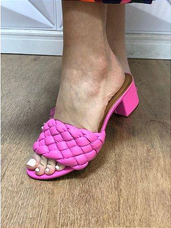 Vizzano Tamanco Tranças Pink 6291.1108
