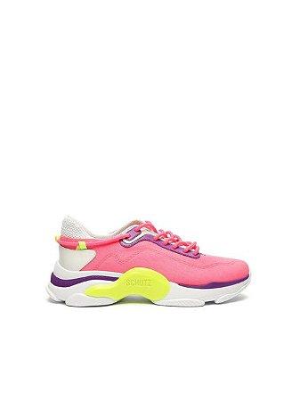 Schutz Tênis Rush Neon Colors S2113400040008