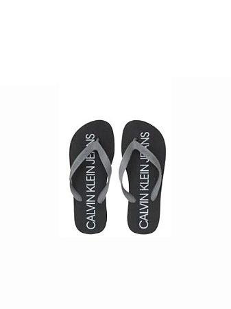 Calvin Klein Jeans Chinelo Basic Black CH339