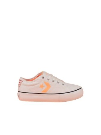 Converse All Star Tênis Replay Flatform Bege CO03170002