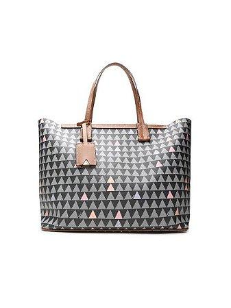 Schutz Shopping Bag Neo Nina Triangle Black S5001811860001
