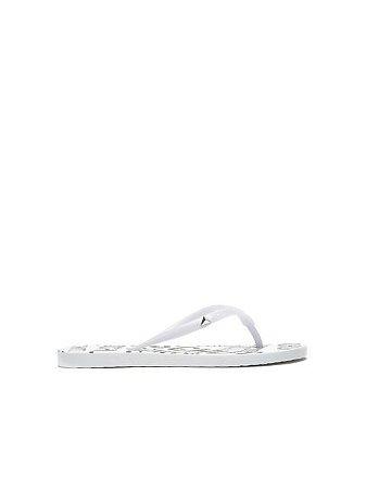Schutz Flip Flop Estampado White S2063200060002