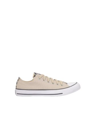 Converse All Star Tênis Chuck Taylor Bege / Animal Print CT14680002