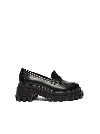 Schutz Sapato Oxford Tratorado Black S2120400080001