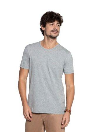 Docthos Camiseta Basic Slim Mescla 623119082