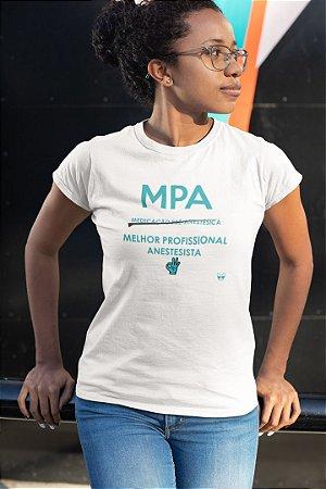 Camiseta MPA