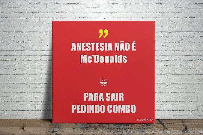 Azulejo - Porcelanato McDonalds