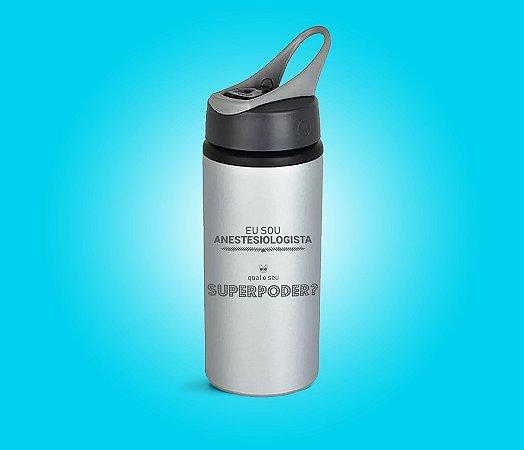 Garrafa Squeeze SUPERPODER