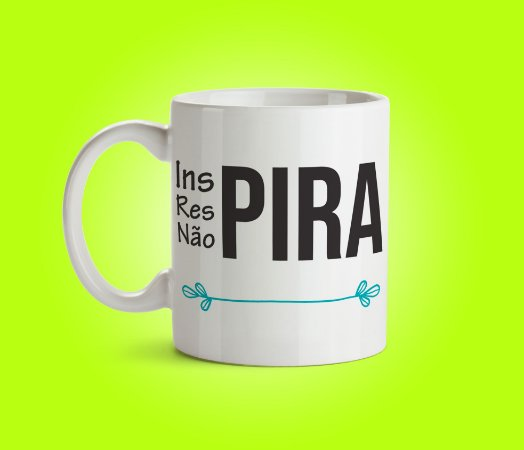 Caneca PIRA