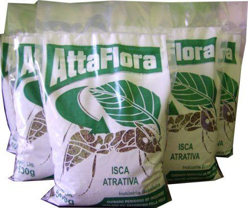 ISCA FORMICIDA ATTA FLORA® 20kg