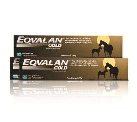 Eqvalan Gold -7,74 Gramas