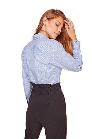 Camisa feminina Listrada Plus Size M/L 261-20