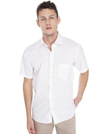 Camisa Confort Maquineta Manga Curta 558-21
