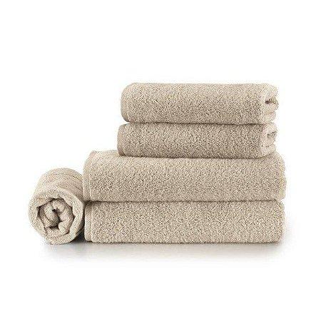 Jogo de Banho 5 peças Karsten Softmax Cotton Class