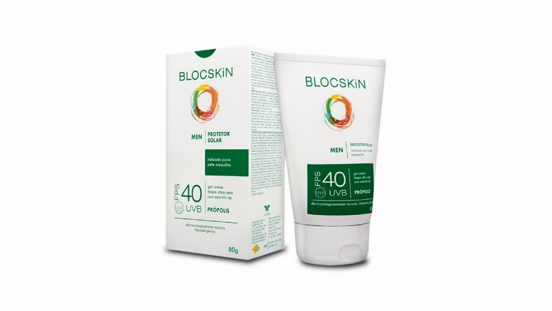 BLOCSKiN FPS 40 MEN - 80g