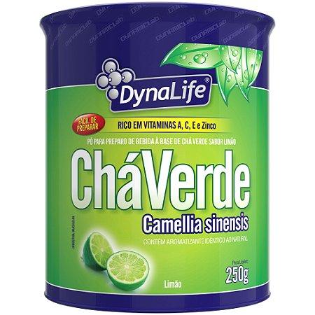CHÁ VERDE DYNALIFE LIMÃO 250g