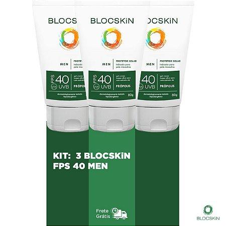 KIT: 3- BLOCSKiN FPS 40 MEN