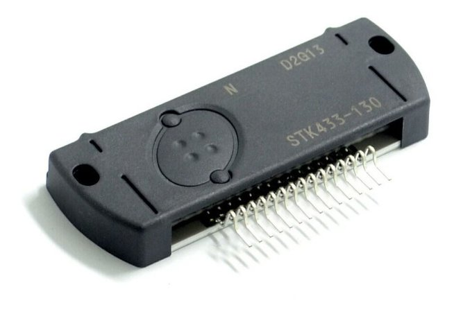 Circuito Integrado Stk433-130