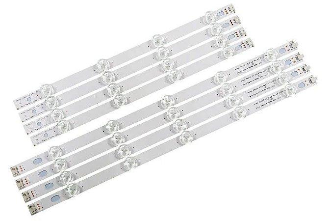 Kit Barra de LED TV LG 39LN5400, 39LN5700, 39LA6200, 39LN549C