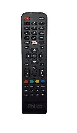 Controle Remoto Para TV PHILCO PH20, PH24, PH28, PH32, PH39