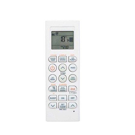 Controle Remoto Ar Condicionado LG AKB74675304