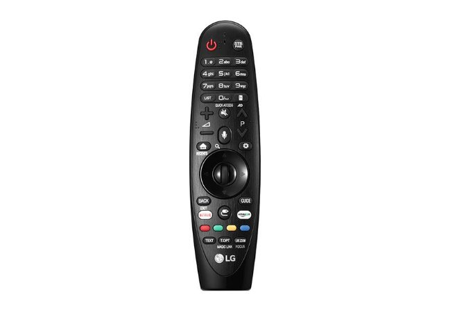 Controle Remoto Magic Smart Lg An-mr650a Novo E Original!