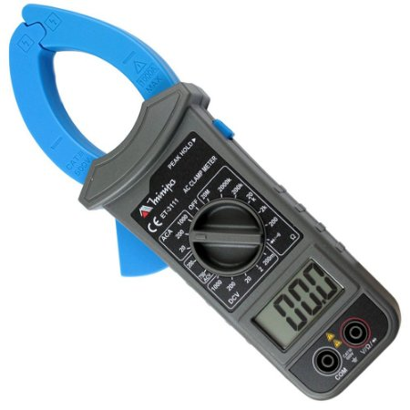 Alicate Amperímetro Digital Minipa  ET-3111