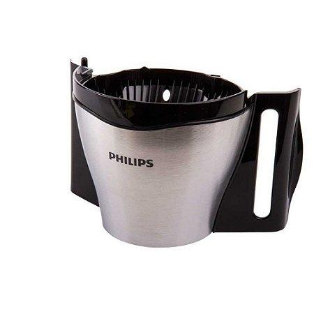 Porta Filtro Para Cafeteira Philips Walita Ri7546 Original!