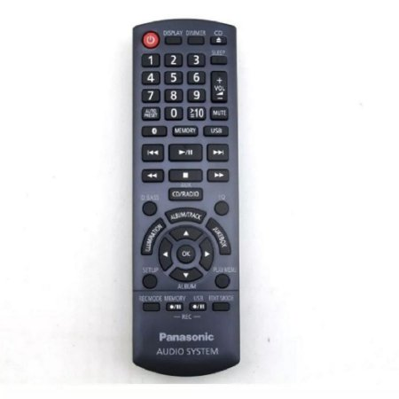 Controle Remoto Panasonic Akx400 Akx440 Akx660 Akx880