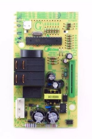 Placa Painel Microondas Panasonic Nn-gt672 Nn-gt282 Nova!