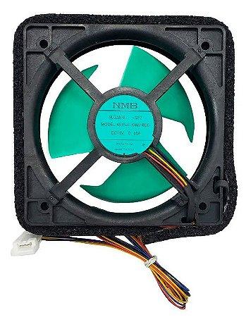 Ventilador Cooler Refrigerador Panasonic Linha NR-BT NR-BB