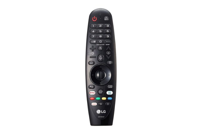 Controle Remoto Smart Magic LG MR20GA Thinq Ai Inteligente