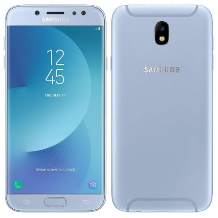 "Smartphone Samsung Galaxy J7 Pro, 64GB Dual Chip, Tela 5.5"", 4G, Android 7.0, 13MP Azul"