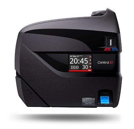 O Relógio de Ponto iDClass tem biometria + proximidade + teclado, mecanismo impressor térmico de alta velocidade com guilhotina. Grátis 1 bobina.