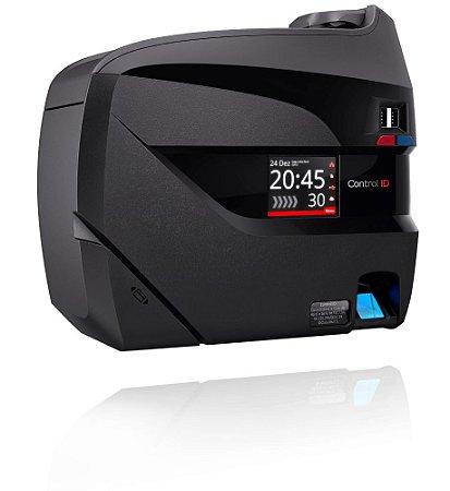 Relógio ponto Idclass biométrico e proximidade com software para calculo de horas plano 12 meses