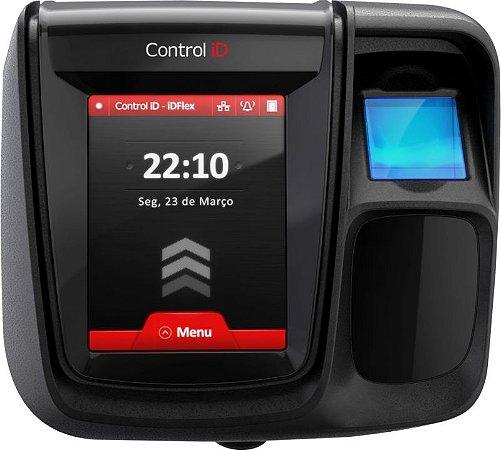 Relógio de Ponto Biométrico e proximidade sem impressora fiscal + Software Completo para calculo das horas.