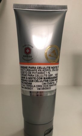 CREME ANTI CELULITE NOTURNO 100g