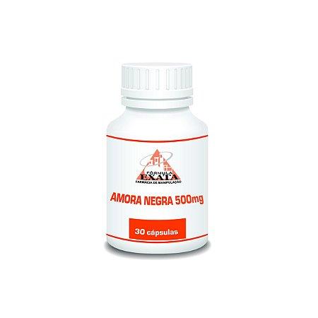AMORA NEGRA 500mg 30 cápsulas