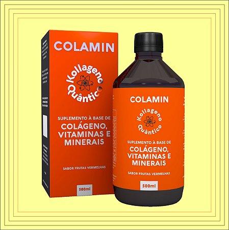 COLAMIN 500ml Kollageno Quântico Fisioquântic