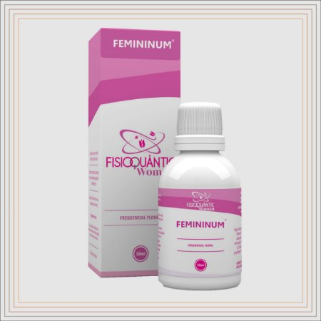 FEMININUM 50ml - Woman Fisioquântic