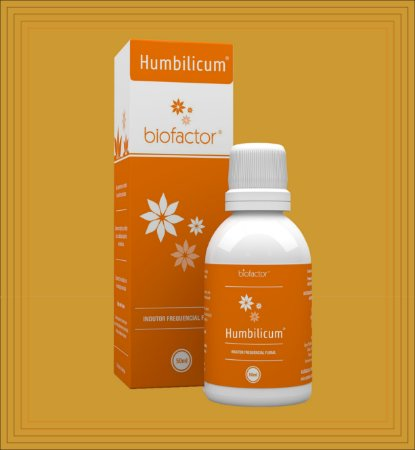 HUMBILICUM 50ml - Biofactor Fisioquântic