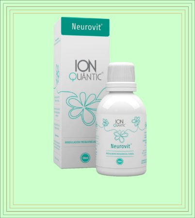 NEUROVIT 50ml - Ionquântic Fisioquântic
