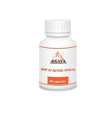 DPP - IV ACTIVE BLEND DE ENZIMAS 500mg 30 cápsulas