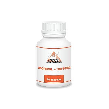 MOROSIL 500mg + SAFFRIN 88,25mg 30 cápsulas