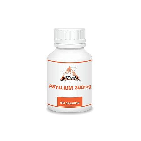 PSYLLIUM 300mg 60 cápsulas